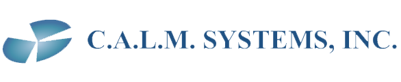 C.A.L.M. SYSTEMS, INC.
